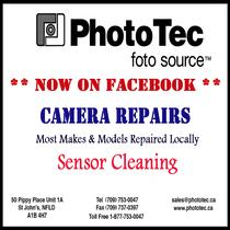 PhotoTec Repair on Facebook